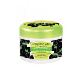 SPA NATURELLE Crema hidratanta intensiva cu ulei de masline pentru piele uscata