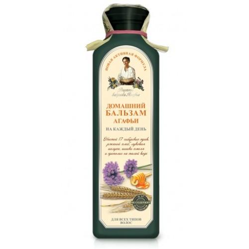 Balsam de casa pe baza de apa de gheata cu 17 plante siberiene utilizare frecventa  (toate tipurile de par)