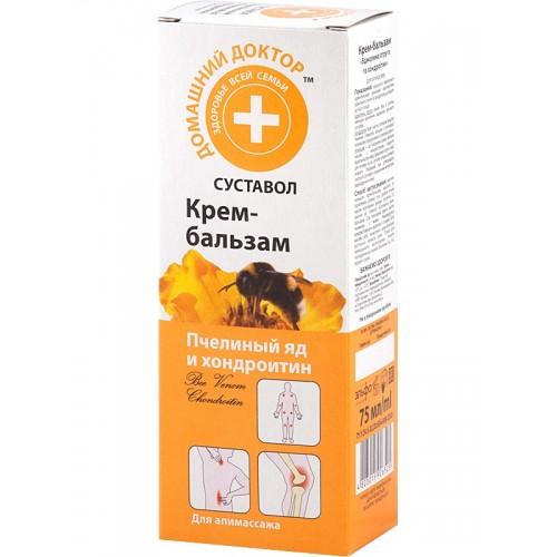 DOCTORUL CASEI Crema antiinflamatoare intensiva pentru probleme articulare cu venin de albine si chondroitin