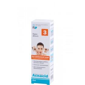 ACNACID Crema antiinflamatoare sebum control pentru ten acneic