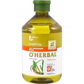 O'Herbal Sampon fortifiant pentru consolidarea si cresterea parului