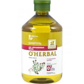 O'Herbal Sampon protector de culoare pentru par vopsit
