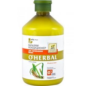 O'Herbal Balsam fortifiant pentru consolidarea si cresterea parului - Termen valabilitate 12.2017