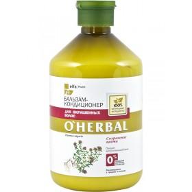 O'Herbal Balsam protector de culoare pentru par vopsit