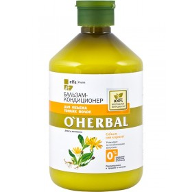 O'Herbal Balsam volum si elasticitate pentru par subtire - momentan nu este pe stoc