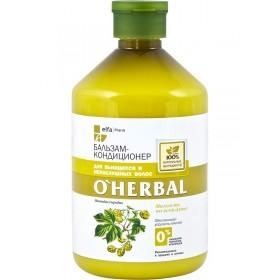 O'Herbal Balsam emolient pentru par cret si rebel