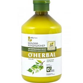 O'Herbal Balsam utilizare zilnica pentru par normal