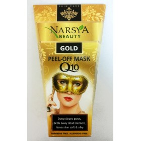 NARSYA BEAUTY Masca peel-off antirid cu coenzima Q10
