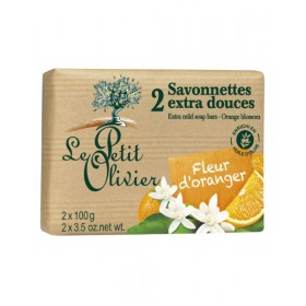 Sapun vegetal cu extract de flori de portocal