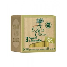 Sapun  de Marsilia extra pur 72% ulei de masline