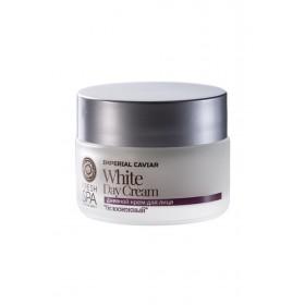IMPERIAL CAVIAR Crema rejuvenanta faciala de zi cu extract de caviar, proteine lactice si extract de floare de colt