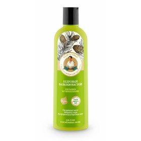 Balsam nutritiv fortifiant cu ulei de cedru si extract de stejar