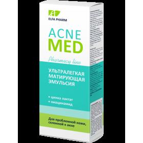Emulsie matifianta pentru ten cu probleme cu tendinta acneica