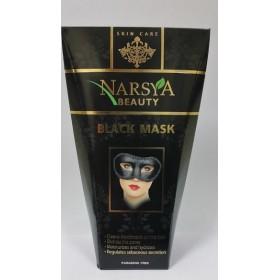 Masca peel-off purifianta pentru puncte negre si pori dilatati cu carbune activ - BLACK