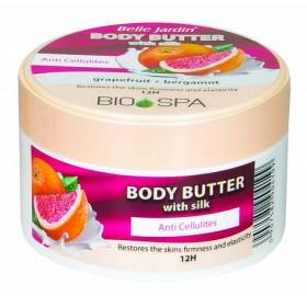Unt corporal anticelulitic cu extracte de grapefruit si bergamota