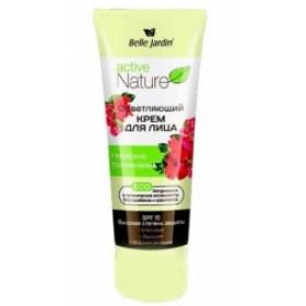 Crema faciala efect de albire cu extract de hibiscus