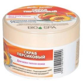 Scrub exfoliant purificator cu extract de piersica