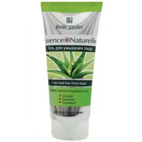 ESSENCE NATURELLE Gel de curatare faciala cu extract de aloe vera