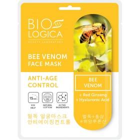 Masca faciala textila cu venin de albine - anti-age control - KOREA