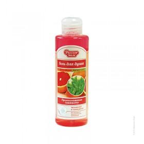 Gel de dus revigorant cu extracte de grapefruit si ceai alb
