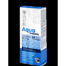 Dr.Sante Aqua Thermal  Crema hidratanta pentru pielea din jurul ochilor cu apa termala si acid hialuronic
