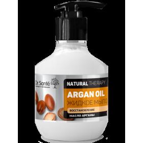 Sapun lichid regenerant cu ulei de argan