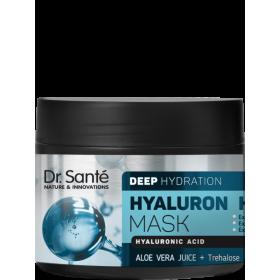 Masca hidratare profunda si reparare cu acid hialuronic si aloe vera