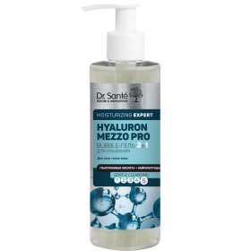 Gel de curatare faciala microbule cu acid hialuronic si neuropeptide 2&1
