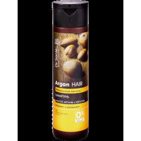 DR.SANTE Sampon hidratant pentru par deteriorat cu ulei de argan si cheratina