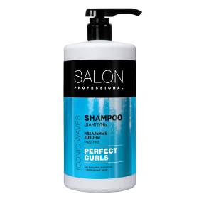 Sampon FRIZZ-FREE pentru par cret, ondulat si rebel  - Bucle perfecte - 1000ml