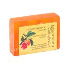 Sapun cu glicerina, extract de pomelo, uleiuri de portocal si grapefruit