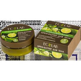 ECOLAB  Crema-unt corporal nutritiv - Termen valabilitate 07.2017