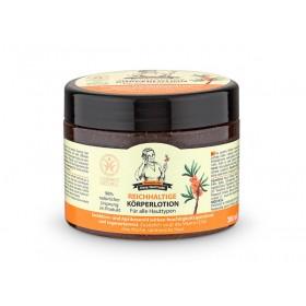 Crema corporala nutritiva cu ulei de catina