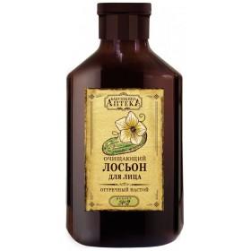 Lotiune tonica purificatoare cu extract de castravete