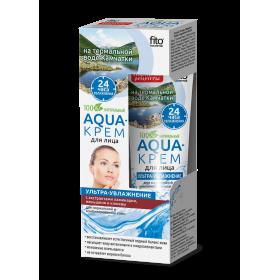 Crema aqua ultrahidratanta cu apa termala din Kamceatka, alge marine, ginseng si rachitele pentru ten normal/mixt - momentan nu este pe stoc