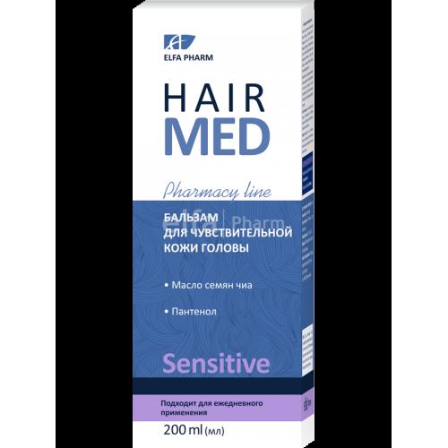 Balsam pentru scalp sensibil cu ulei din seminte de Chia