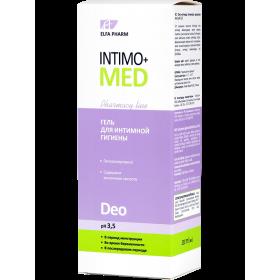 Intimo Med Gel intim Deo - perioada menstruatiei, sarcinii si postpartum