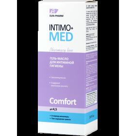 Intimo Med Gel-ulei intim Comfort - menopauza si senzatie de uscaciune