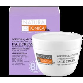 Crema hidratanta Sophora Japonica pentru ten normal si uscat