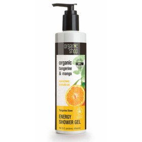 Gel de dus energizant cu extracte de portocale si mango Tangerine Storm