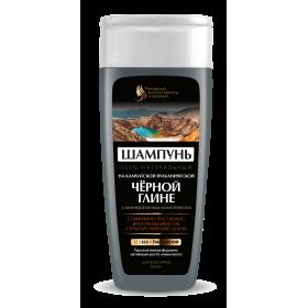 Sampon stimulator pentru cresterea parului cu argila neagra si minerale