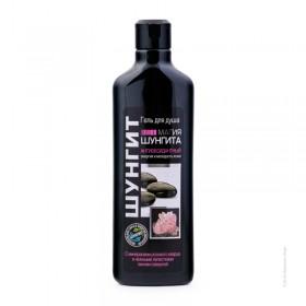 Gel de dus antioxidant cu shunghit, cuart roz si linnaea borealis