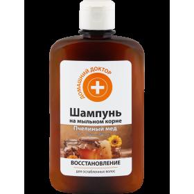 Sampon regenerant cu extract de miere