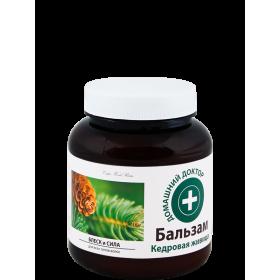 Balsam dens stralucire si consolidare cu rasina de cedru