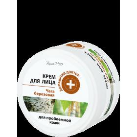 Crema faciala pentru piele cu probleme cu ciuperca chaga
