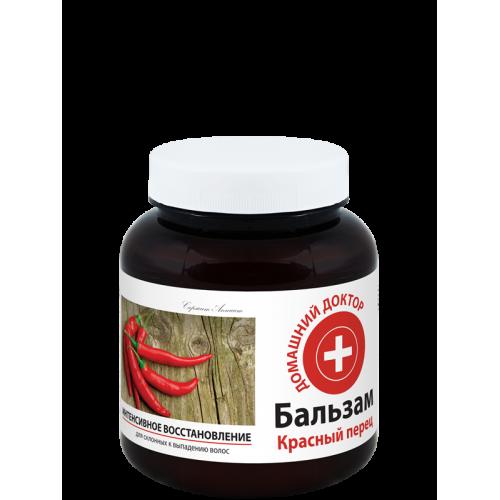 Balsam dens anticadere si stimulator de crestere a parului cu ardei iute