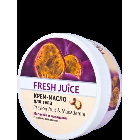 Crema-unt corporal Passion Fruit@Macadamia