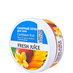 Scrub corporal Caribbean Fruit