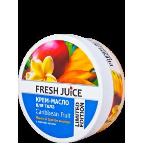 Crema-unt corporal Caribbean Fruit
