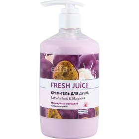 Gel de dus cremos Passion fruit & Magnolia  750ml